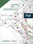 Kaspersky Security Bulletin 2014 Predictions 2015