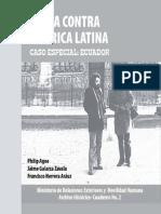 La CIA Contra América Latina, Caso Especial Ecuador - Jaime Galarza y Francisco Herrera