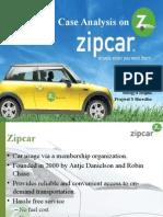 Zipcar Case Analysis