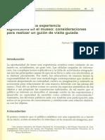COMO LOGRAR UNA ESPERIENCIA SIGNIFICATIVA EN EL MUSEO.pdf