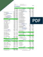 Lista de Precios OCT 2014