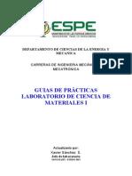 Guias Practicas Lab cierncias de materiales