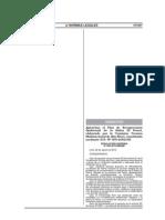 198898780 Rs 004 2012 Minam Aprueban Plan Recuperacion Ambiental Bahia El Ferrol