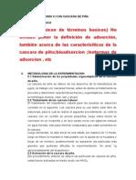 Adsorcion de Cromo Vi Con Cascara de Piña (1)