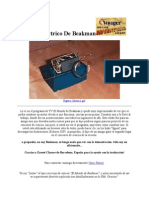 Motor Electrico de Beakman