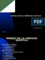 Manejo de la Fibrosis quistica