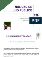 Carlos Carmona - Nulidad de Derecho PA_oblico