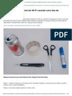 Como Melhorar o Sinal Do Wi-Fi Usando Uma Lata de Alumínio_ _ Dicas e Tutoriais _ TechTudo