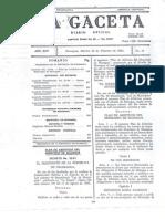Plan de Arbitrios Managua