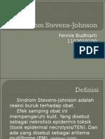 Sindrom Stevens-Johnsons