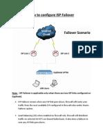 How to Configure WAN FailoHow_to_configure_WAN_Failoverver
