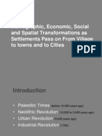 2-Demographic, Economic, Social and Spatial Transformations
