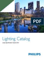 Katalog Lampu Philips