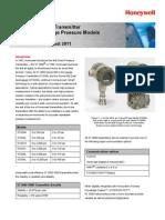 Pressure Transmitter ST3000 Honeywell