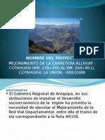 Proyecto de Inversion Pública