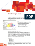 3 Broadcasting Module