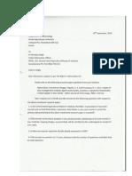 CIRI Port Blair Organized Research Misconduct Pollu Beetle RTI