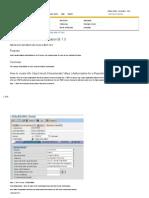 Authorization Variable in SAP BI
