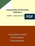 Accounting Based KPI
