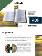 Bijbels wereldbeeld