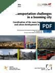 Transportation Challenges in Addis