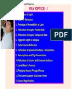 6. OPTICS Rammohan Mudgal