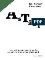 Psihologia Comunicarii Ian Stewart Vann Joines Analiza Tranzactionala Astazi Text