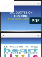 Teaching Quotes for Empowering Teachers