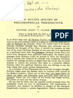 The Divine Milieu in Philosophical Perspective, by Mary T. Clark