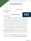 Lewis v. Kumar, et al - Document No. 18