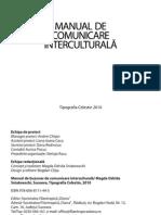 Manual de Comunicare Interculturala-Magda Odrida