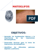 dermatoglifos