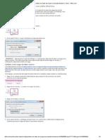 Cambiar Los Datos de Origen en Una Tabla Dinámica - Excel - Office