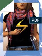 100% Marvel. Ms. Marvel 1 - Fuera de lo normal