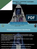 Doktorski 1.7 Procjena Parametara