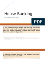 House Banking