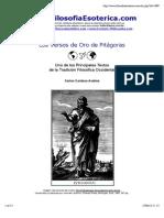Los Versos de Oro de Pitágoras.pdf