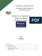 Proiect Marketing