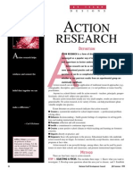 Action Research j Glanz