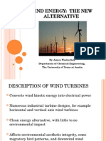 Wind Energy 6 ppt file