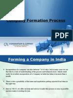 Company Formation Process