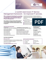ITIL Leaflet English