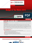 Kkco Budget Tax Watch 2015