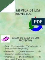 Proyectos de Inversion Pública