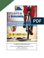 e6 Vuelta Ciclista a Venezuela #Vven15