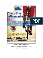 e7 Vuelta Ciclista a Venezuela #Vven15
