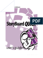 StoryBoard Quick Manual