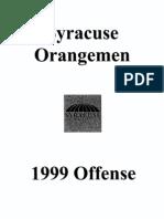 1999 Syracuse - Freeze Option