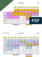 EPR Horaire 2015 - 2016