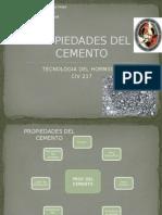 2 PROPIEDADES DEL CEMENTO.ppsx